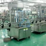 经典-初榨橄榄油灌装生产线/山茶橄榄油灌装旋盖生产线