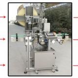 牛肉酱瓶真空旋盖机/全自动水果罐头旋盖机/自动上盖旋盖机