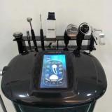 黑色皮肤管理综合仪器美容仪器美容院专用韩国小气泡清洁仪注氧仪