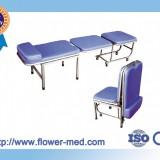 FG-9 钢制喷陪护椅(不带扶手)