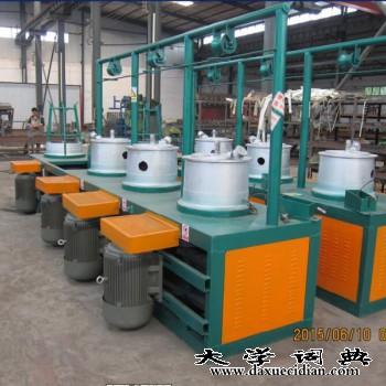 供应全自动滑轮式拉丝机价格优质拔丝机厂家水箱拔丝机规格