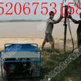 防汛植桩机价格  木桩机图片