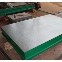 铸铁装配平台定做厂家/泊头市立鹏机械设备经久耐用