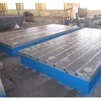 铸铁检验平台加工厂家/泊头市立鹏机械设备品质保证