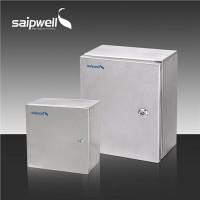 上海不锈钢配电箱生产商 304不锈钢配电箱直销 价格优惠不锈钢配电箱制造 斯普威尔供