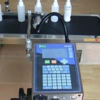 可喷印8行的简易灵活的喷码机厂家-销售-批发-易肯供