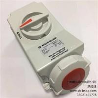 提供上海工业机械联锁插座价格直销 霸氏供