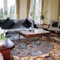 环保家用地毯供应商 翌庭供 家用什么材质的地毯好