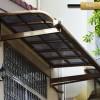 商洛铝合金车棚定制-耐用的铝合金雨棚要到哪买