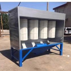 福建塑粉回收柜厂家-富亿隆环保塑粉回收机生产厂