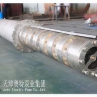 耐高温不锈钢潜水电泵-铁矿上排沙
