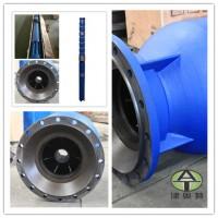 125度钢铁厂冷却水热水潜水电泵