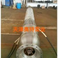 4寸扬水管100米深井下抽水不锈钢潜水电泵