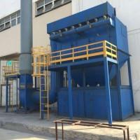 青海脉冲布袋除尘器免费安装/京蓝除尘生产加工量大从优