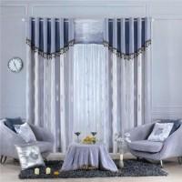 布艺窗帘类型 上海布艺窗帘 布艺窗帘品牌有哪些 翌庭供