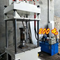 四柱液压快速压力机的使用方法是什么