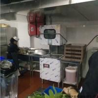 商用洗碗机厂家直销丨提拉式洗碗机梦之手供