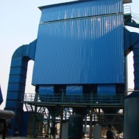 玻璃厂除尘器改造—沧州洁源