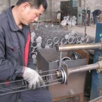 新疆昌吉九宸有机硅喷塑除尘骨架框架厂家定制