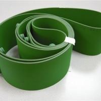 常熟PVC PU输送带厂家 PVC PU平皮带价格 耐磨型平皮带 汉唐供