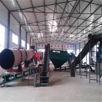 羊粪有机肥料加工设备 猪粪有机肥制作设备 有机肥生产线厂家