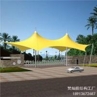 江苏梵灿膜结构生产广场艺术膜结构加工公园景观棚膜结构设计各种景观膜结构