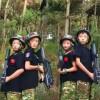青岛中小学生五天四夜拓展训练活动火热招生啦