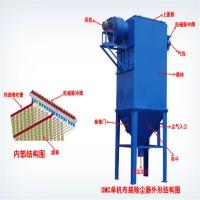 沧州森林除尘设备制造有限公司-HMC单机脉冲除尘器
