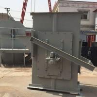 海南斗提机生产企业_林康环保_厂家订做板链式斗提机