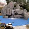 鲤城区假山流水厂家_瑞奇按需定制_增添城市环境自然之美感