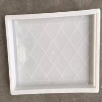 盖板模具-电缆槽塑料盖板模具-振通模具