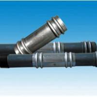 厂家供应 钳压式声测管 灌注桩声测管 注浆管