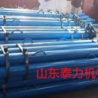 矿用临时支护设备DWB型单体液压支柱型号参数