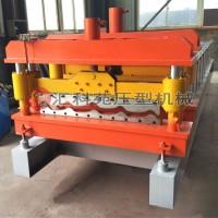 汇科苑压瓦机专业定制各种型号琉璃瓦压瓦机
