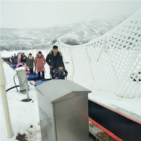 雪地输送设备厂家 高效运输魔毯配置结构
