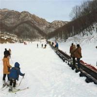 滑雪场魔毯输送量  全自动输送设备配置优势