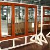 哈尔滨防盗门改装通风窗|哈尔滨门窗安装维修-哈尔滨鲁班门窗