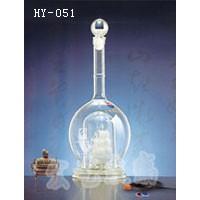 重庆玻璃工艺酒瓶订制加工 宏艺玻璃制品公司价格从优