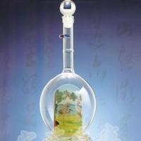 山西手工艺酒瓶厂价直供 河间宏艺玻璃信誉可靠