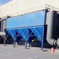 山东河北矿山铸造厂MC型脉冲布袋除尘器九州工业粉尘处理设备