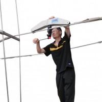 拉索拉力检测装置 钢丝绳测力计 接触网线索张紧力测试仪