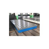 泊头市迈鑫机械铸造有限公司/订做铸铁焊接平板/浙江厂家零售