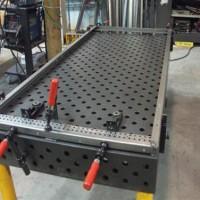 甘肃三维柔性焊接平台价格「泊头量具」快速发货&可靠