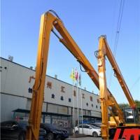 斗山挖机18米加长臂服务