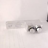 新款现货供应变压器设备配线夹单力矩紧锁连接装置B双孔锁紧装置