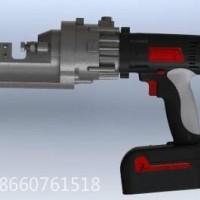 便携式钢筋切断机切铁机液压钢筋剪切机手提式电动型号图片