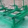 2.7米3桩木工跑车的价格 带锯机木工跑车
