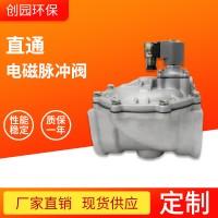 CYF-T-62直通式电磁脉冲阀 2.5寸除尘器喷吹脉冲阀