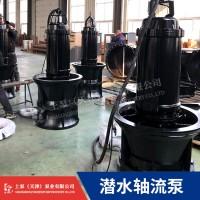 大流量500QZB-100J潜水轴流泵价格表