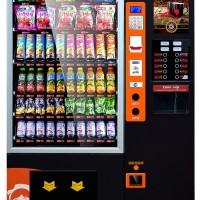 AF咖啡饮料零食自动售货机 即冲饮料咖啡无人售货机